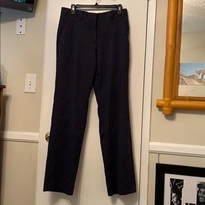 Navy Blue Gap perfect trouser
